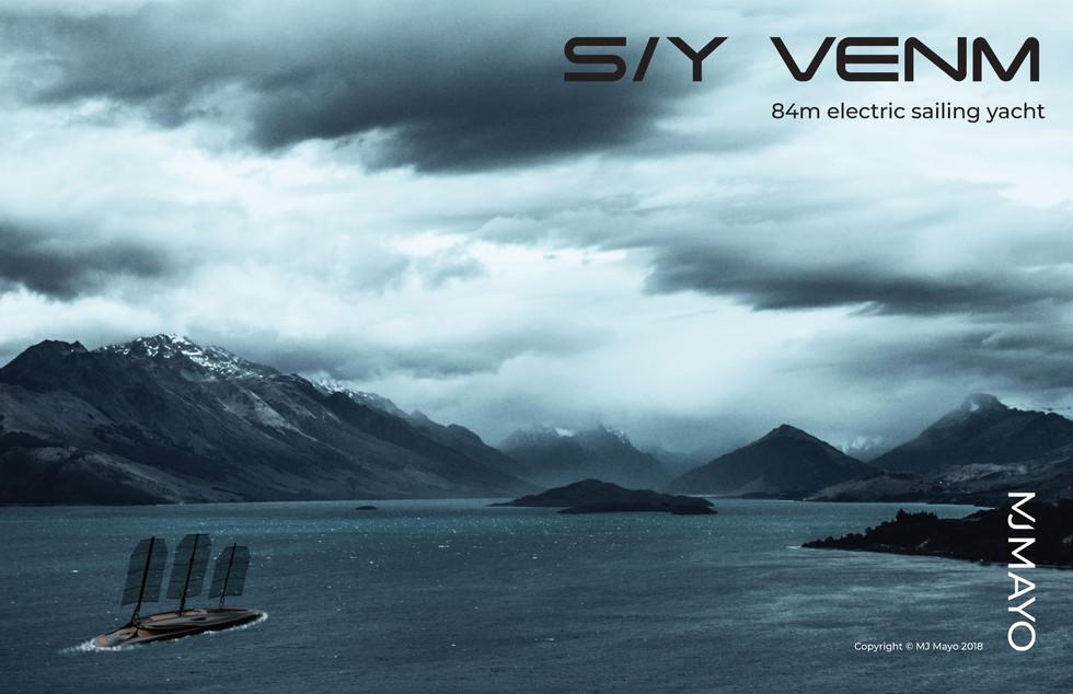 SY VENM - MJ Mayo