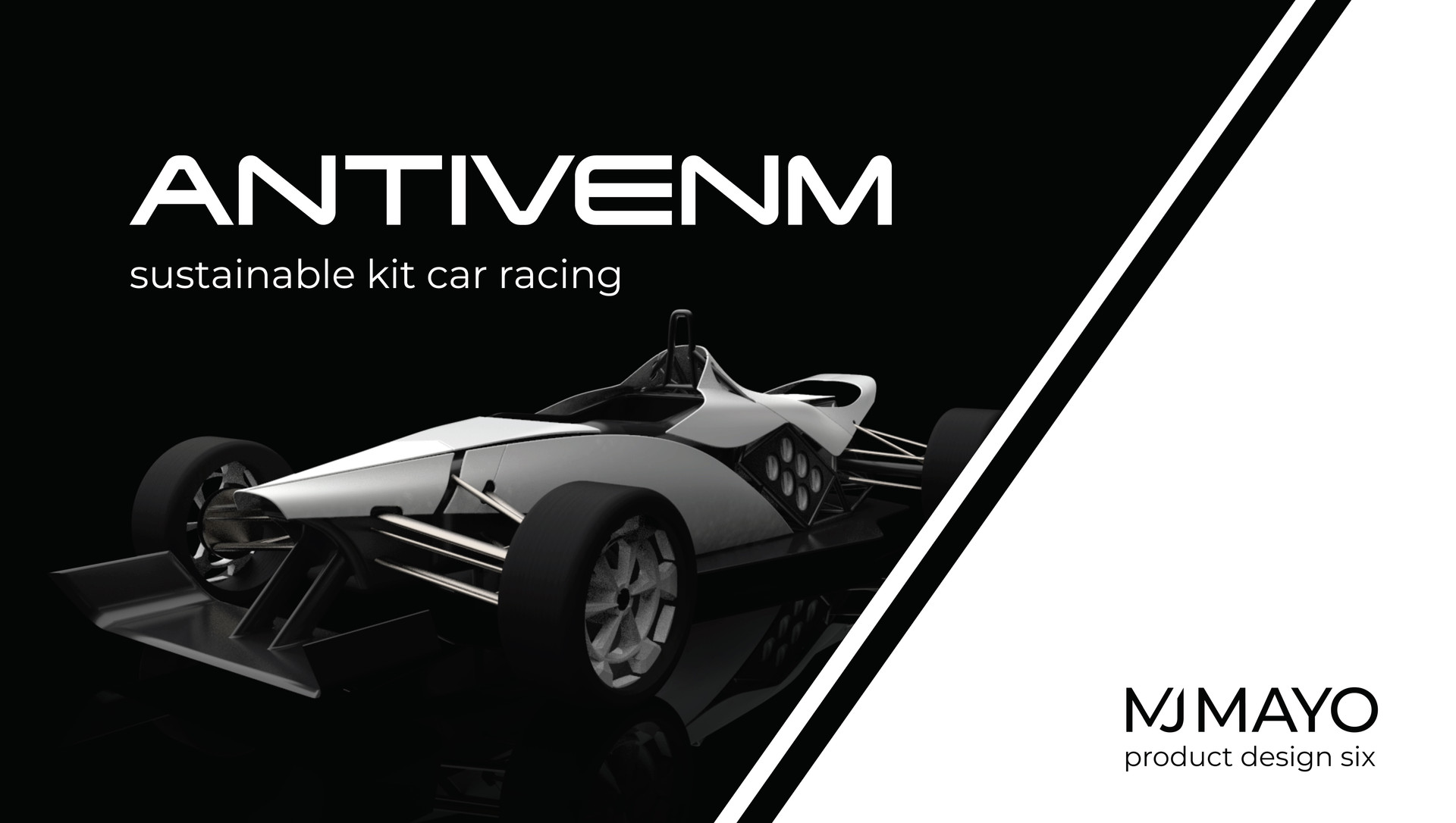 ANTIVENM Sustainable Kit Car Racing_Page