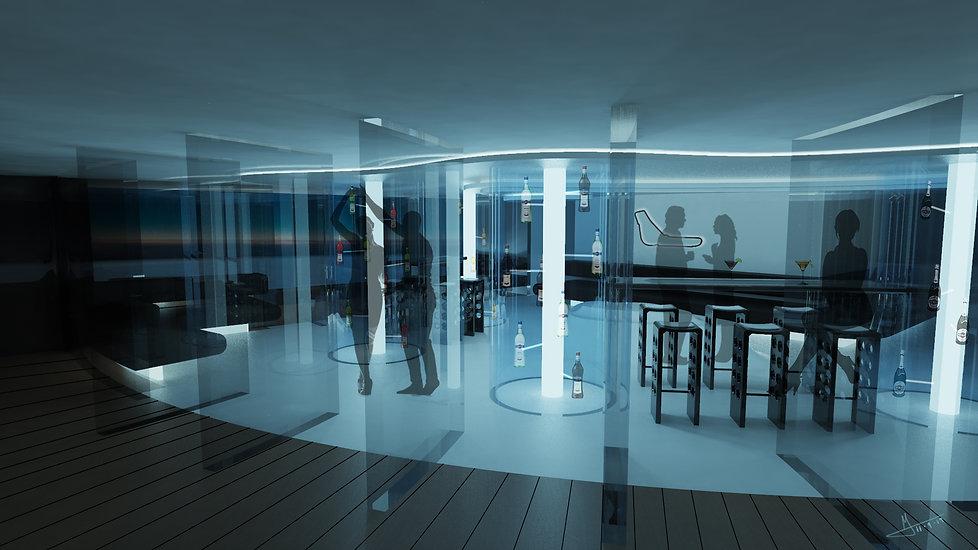 Martini Lightspeed Tasting Room View 1 M