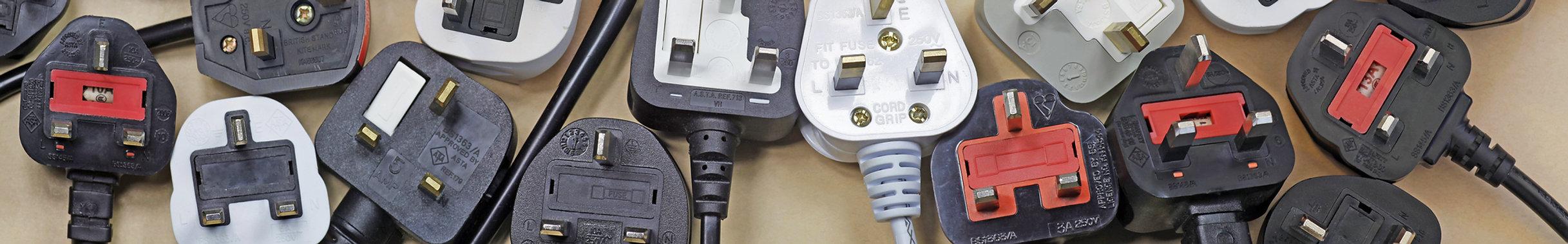 PAT Testing plugs