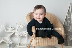 Photo enfant studio Maubeuge