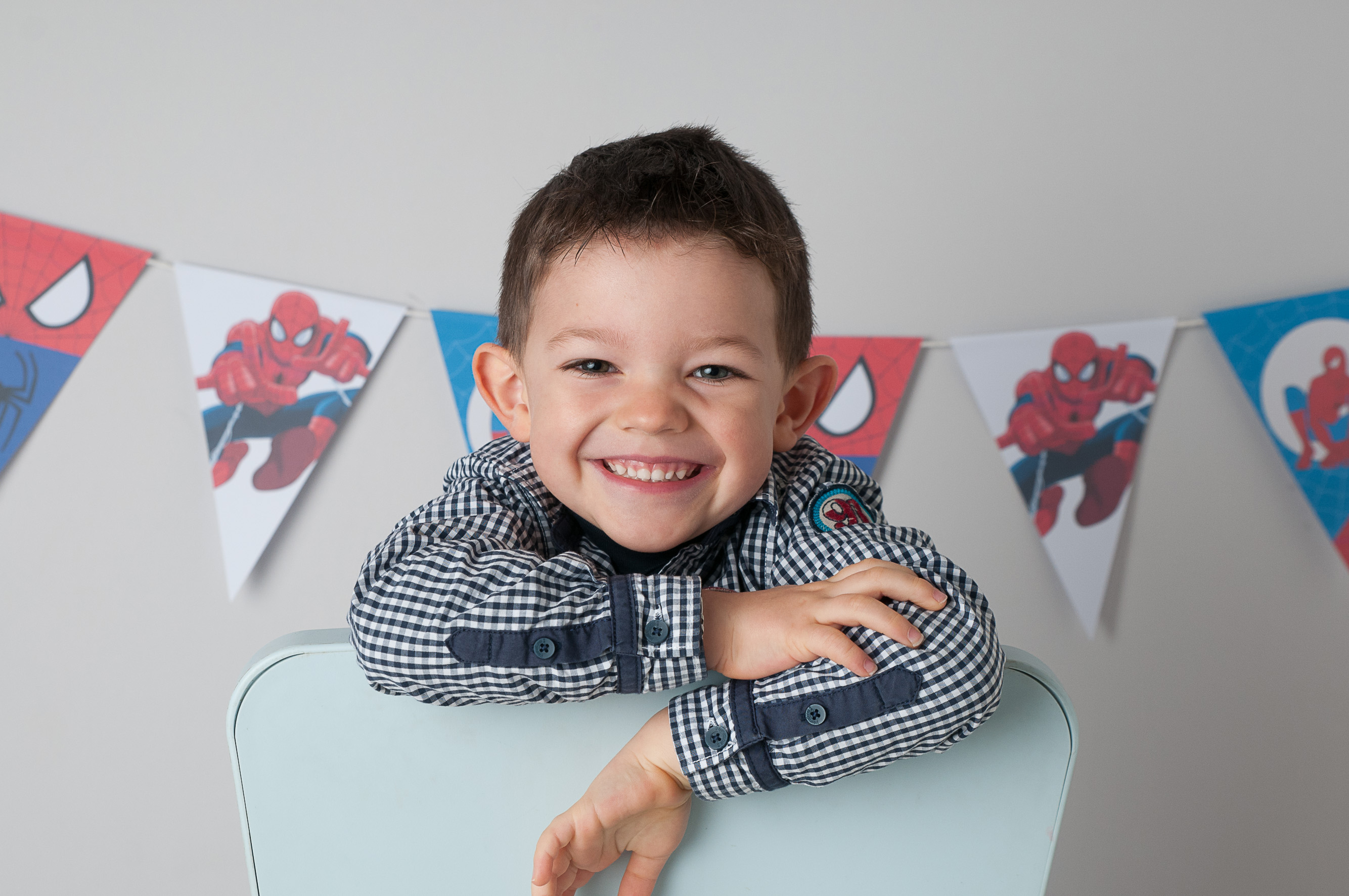 Photo enfant studio Maubeuge