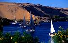 Louis Venters boat Nile Egypt