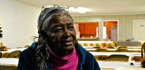 Mrs. Mabel Dickey, Florence-area historic preservation activist