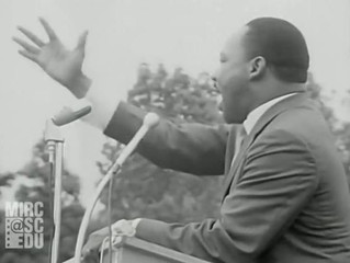 NPR on Martin Luther King in Kingstree, SC