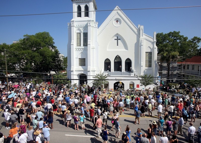 Emanuel AME Church, Charleston, 2015