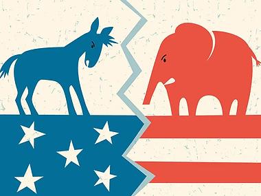 politics-unhappy-fight-american-flag-don