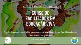 Curso Arbore - faclitador em educação viva