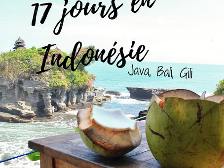 17 jours en Indonésie