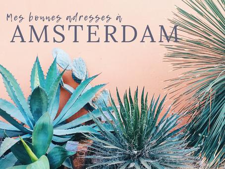 Séjours à Amsterdam
