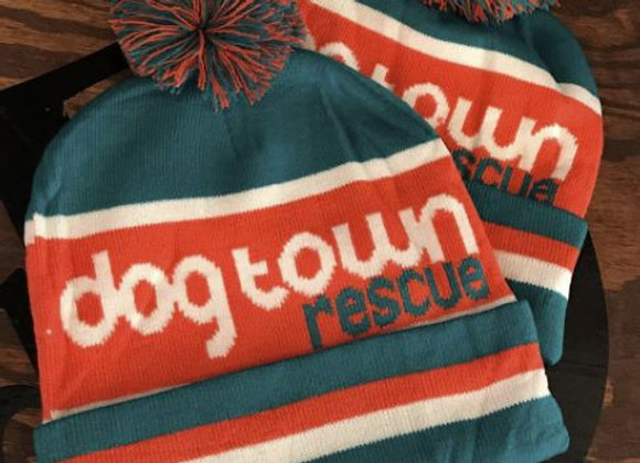 Dog Town Rescue Beanies