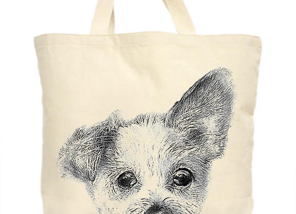 """""""Tank"""" Eric & Christopher Tote"""