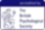 British Psychological Society accredited