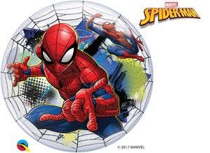 """22"""" Spider-Man Bubble Balloon"""