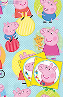 Peppa Pig Wrapping Paper