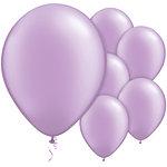 "11"" Latex Balloons Pearl Lavendar"