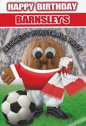 Barnsley's Biggest Football Nut