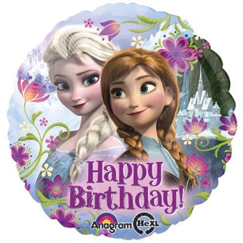 """Disney Frozen 17"""" Foil Balloon (Deflated)"""