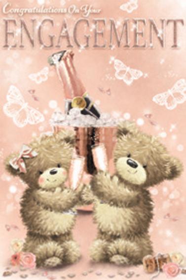 3D Engagement Card(C)