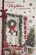 Neighbours Christmas Card