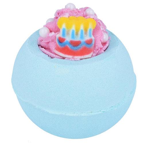 Happy Bath-Day Bath Bomb