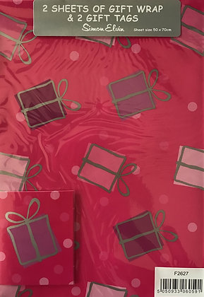 Presents Gift Wrap Pack