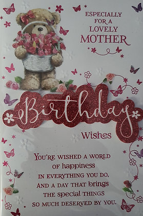Mother Birthday Card