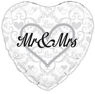 Mr & Mrs Balloon