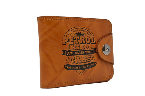 Petrol Head Wallet