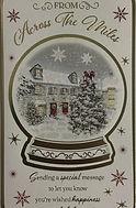 Across The Miles Christmas Card