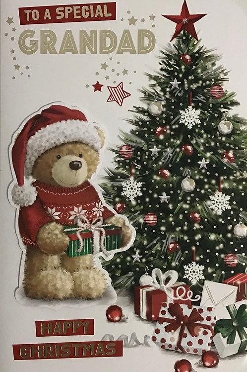Grandad Christmas Card