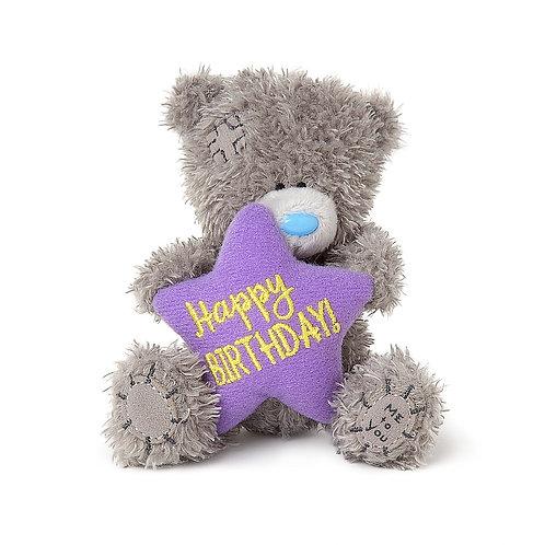 "Me To You Happy Birthday Star 4"""