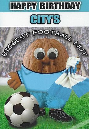 City's Biggest Football Nut