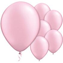 "11"" Latex Balloons Light Pink"