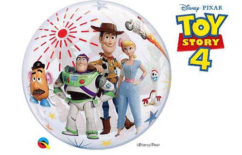 "22"" Disney Toy Story Bubble Balloon"