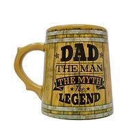 Dad th Man the Myth Mug.jpg