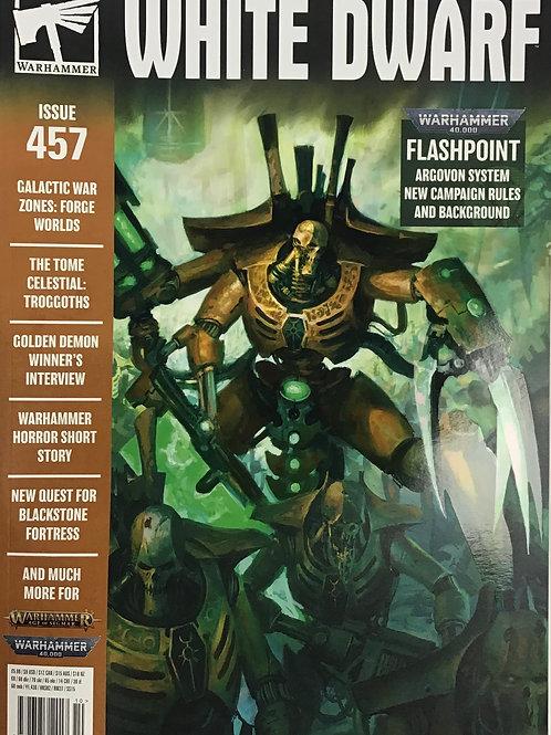 White Dwarf Issue 457