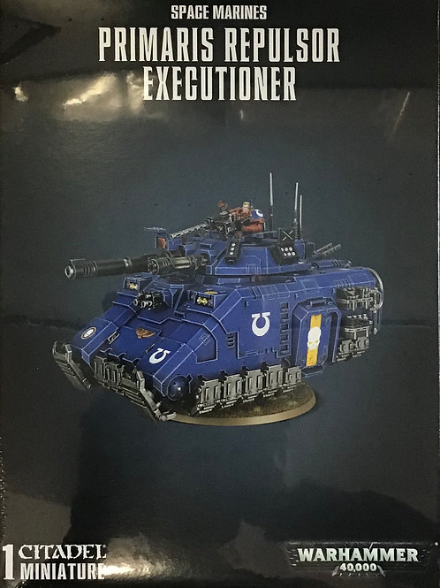 Primaris Repulsor Executioner