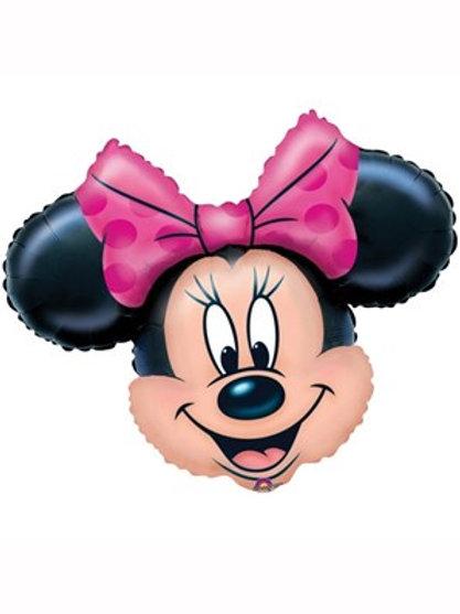 "Minnie Mouse Supershape 28"" Foil Balloon"
