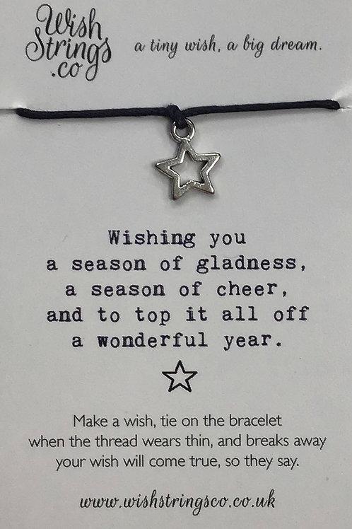 Season Of Gladness WishString