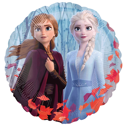 """Frozen 2 17"""" Foil Balloon (Deflated)"""
