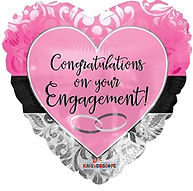 Engagement Balloon