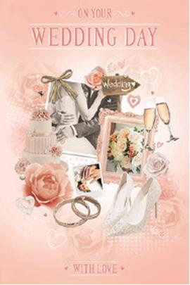 3D Wedding Card(T)