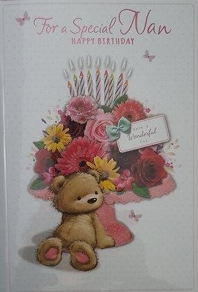 Nan Birthday Card