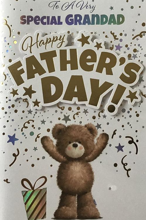 Grandad Father's Day Card