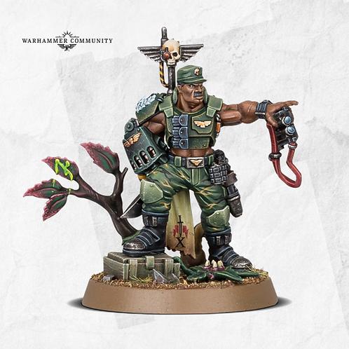 Astra Militarium Catachan Colonel