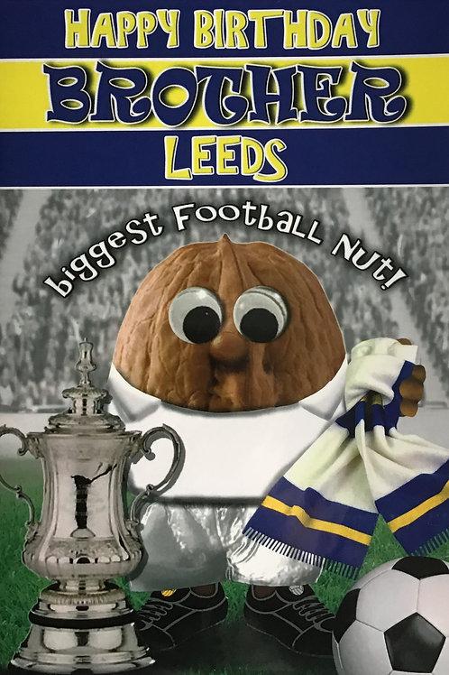 (Brother) Leeds Biggest Football Nut