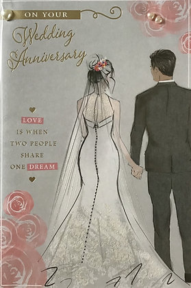 Your Anniversary Card