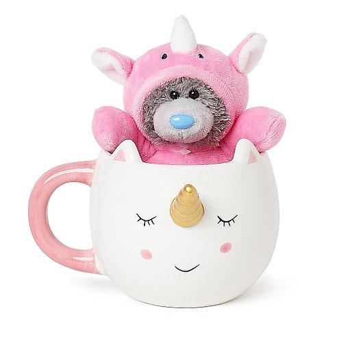 "Me To You Unicorn Mug & Plush 5"""