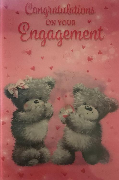 3D Engagement Card (C)